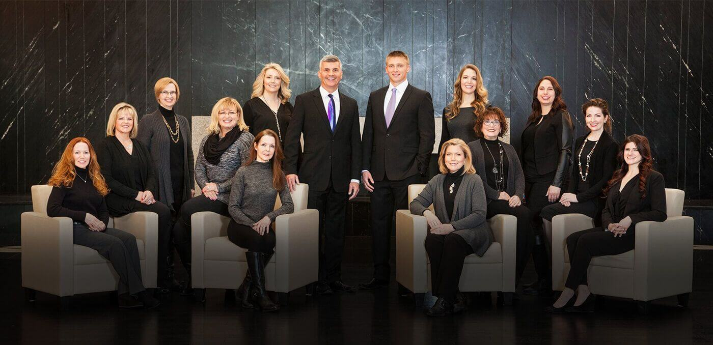 The Chaska Dental Center team