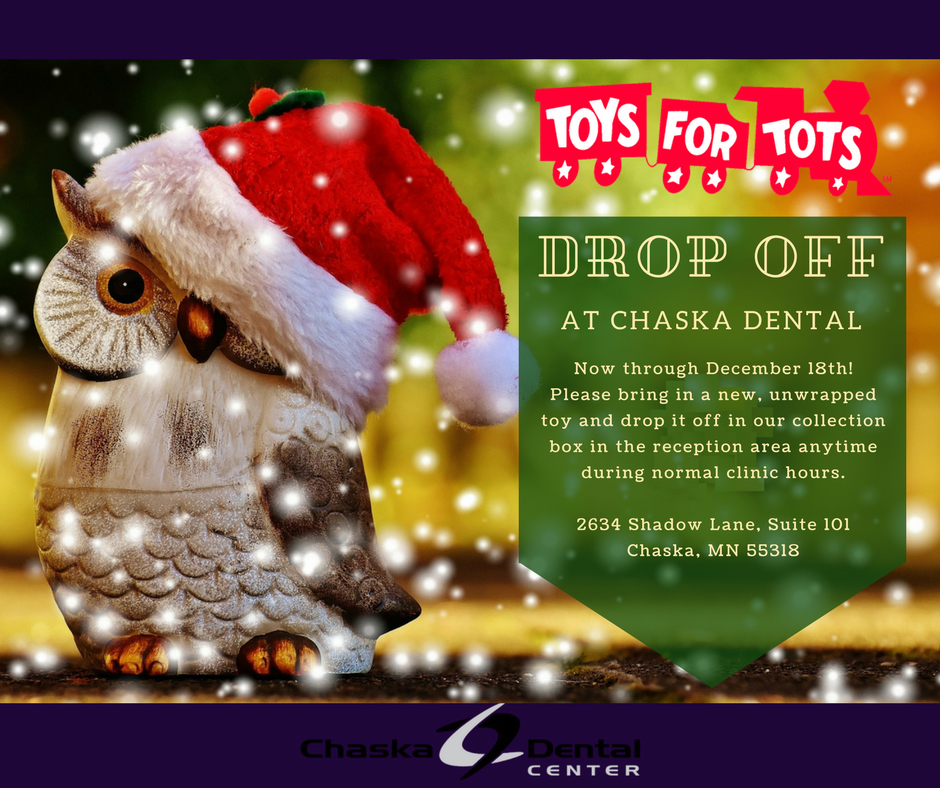 2017 Toys for tots Event Flyer